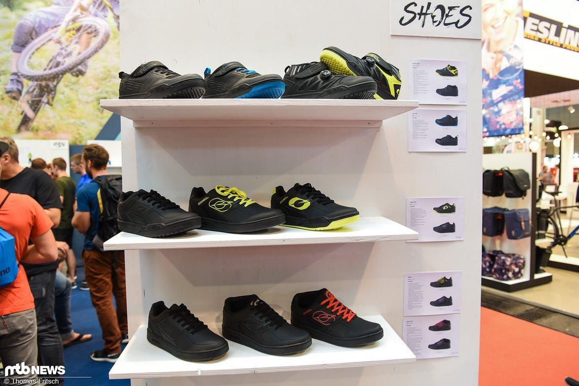 Die neue O'Neal Schuhkollektion