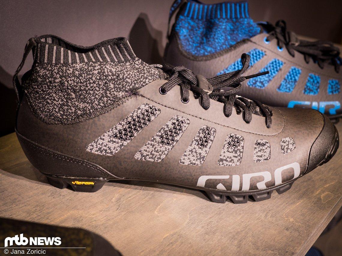 Die neuen Giro Xnetic Knit Schuhe