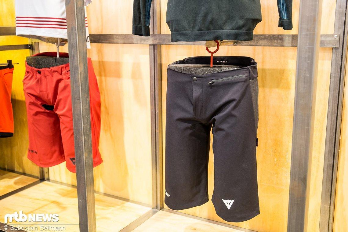 Die Dainese HG Shorts für den harten Einsatz