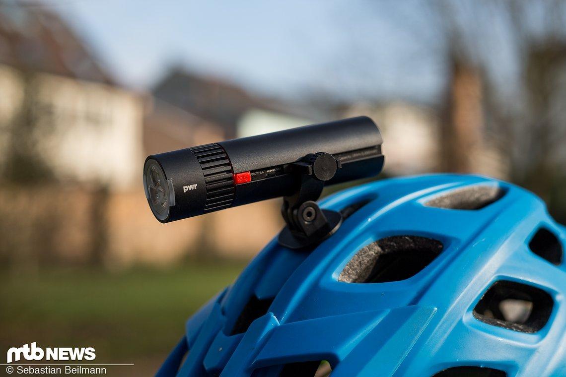 knog pwr rider trail im test beleuchtung f 252 r trail alltag