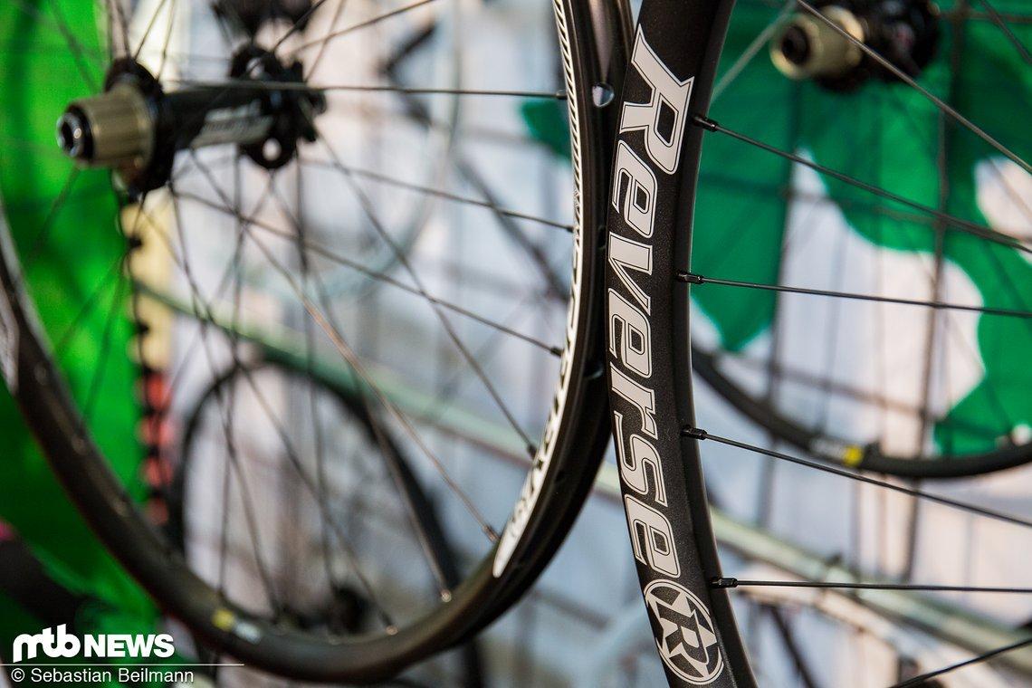 Die neuen Reverse Black One Laufräder