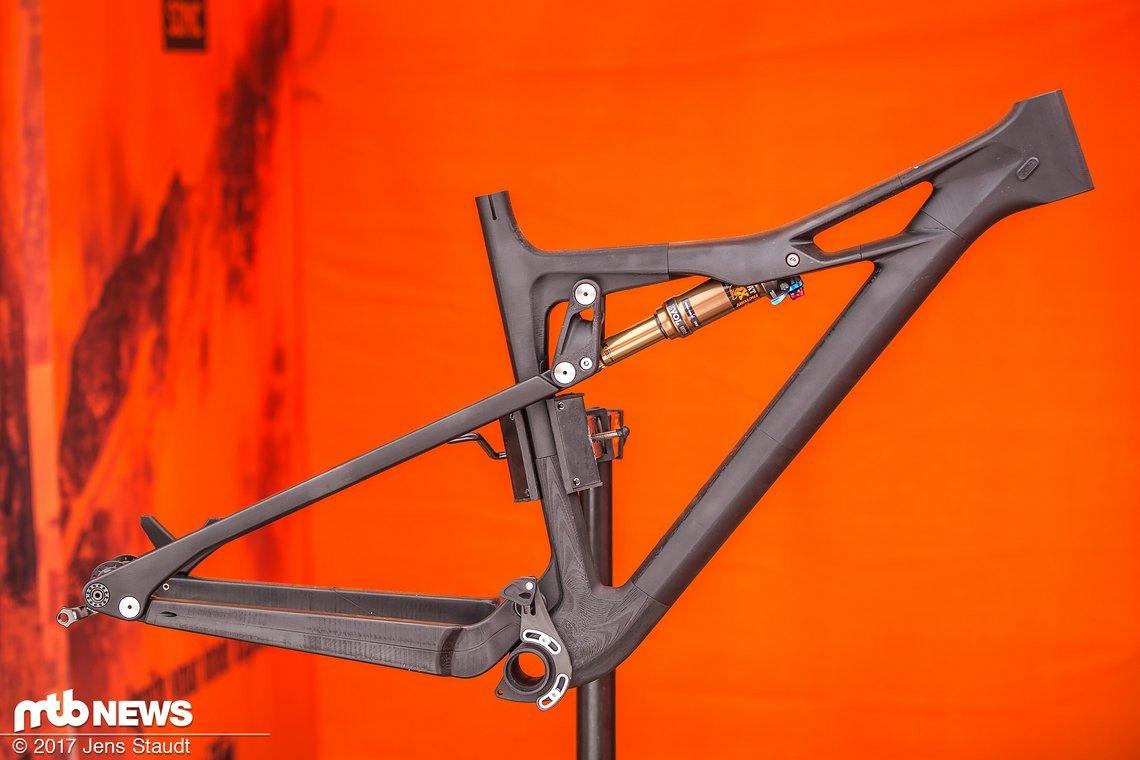 Prototyp des neuen KTM Prowler