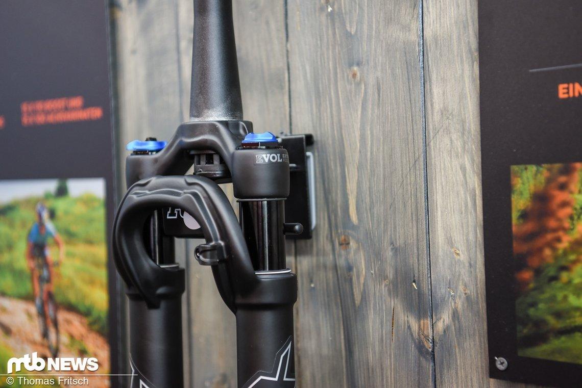 40 mm Federweg für die Cyclocrosser