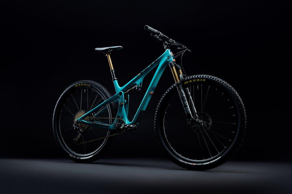2019 Yeti SB100 TS Turq Dark 02
