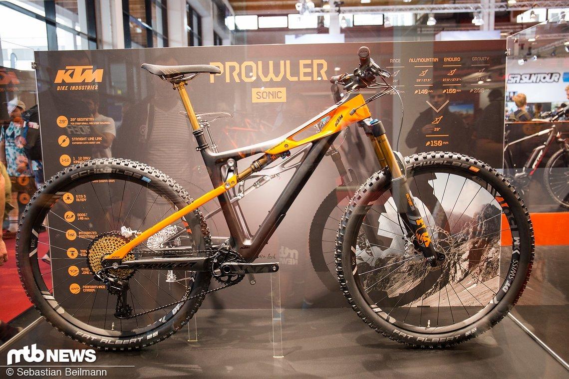 Das neue KTM Prowler