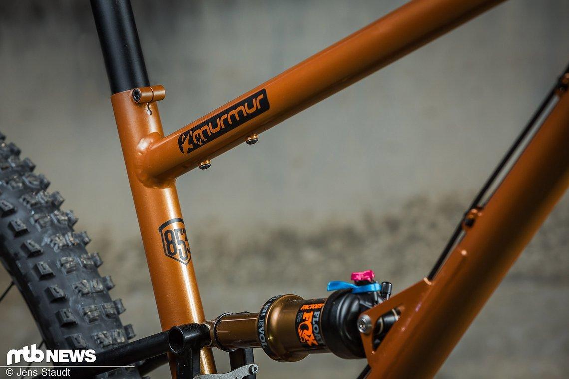 """Meinung: Joe McEwan von Starling Cycles: """"Stahl kann eine bessere ..."""
