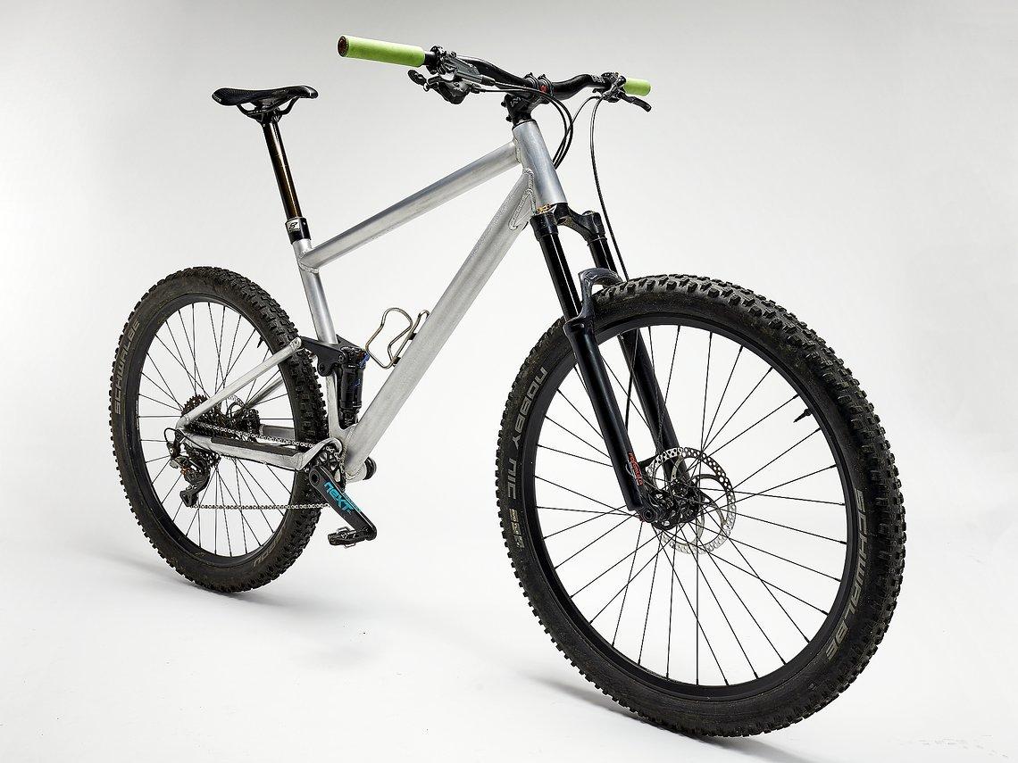 Bike der Woche: Suit 1 Eigenbau von IBC-User natan - MTB