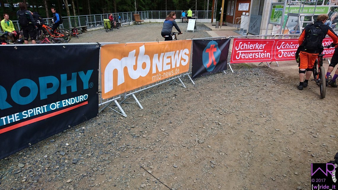 Trailtrophy-Medienpartner MTB-News vertreten durch Tommy
