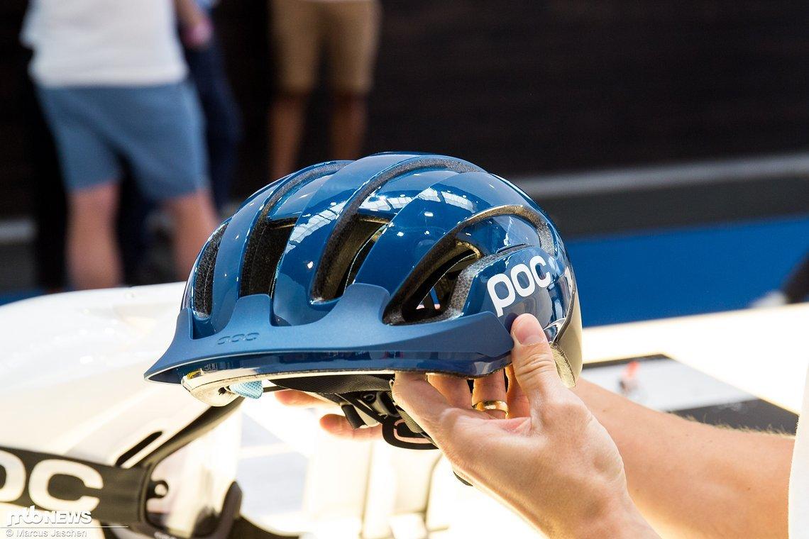 Der POC Omne Air Resistance Spin soll ein universell einsetzbarer MTB-Helm sein.