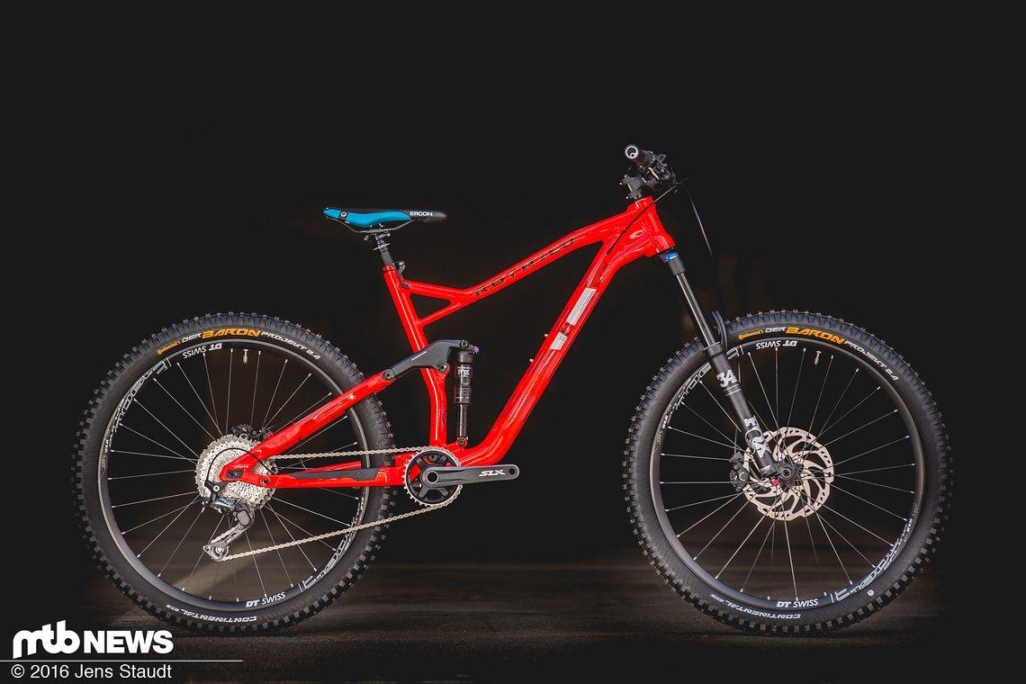 rotwild 2017 drei neue bikes f r enduro und xc mtb. Black Bedroom Furniture Sets. Home Design Ideas