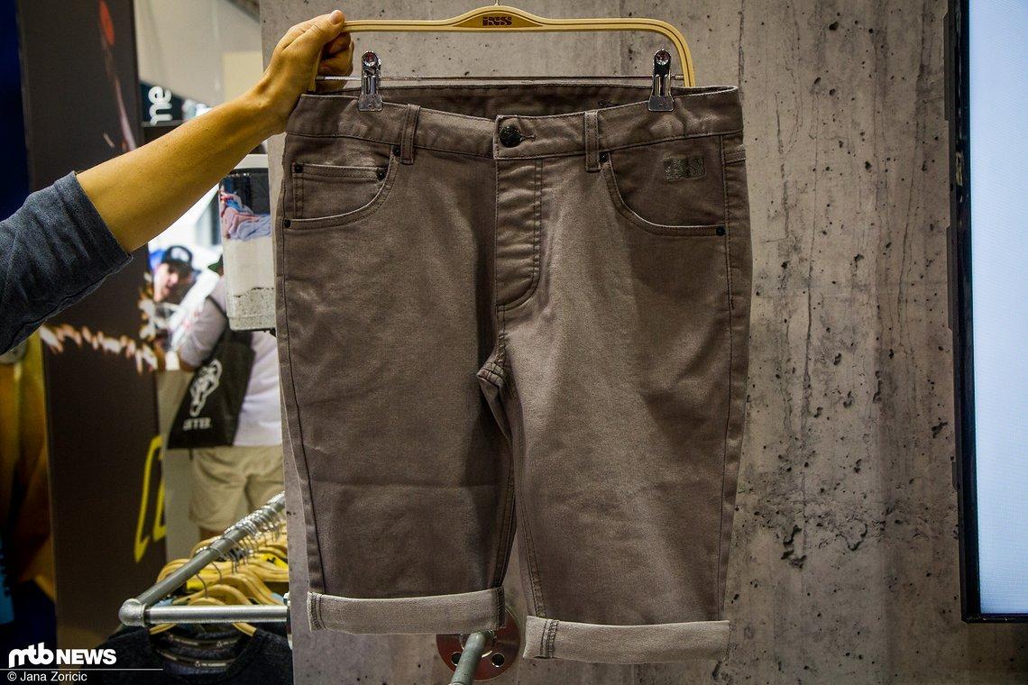 """Die iXS """"Denim Nugget"""" Shorts sieht aus wie jede andere Jeans"""