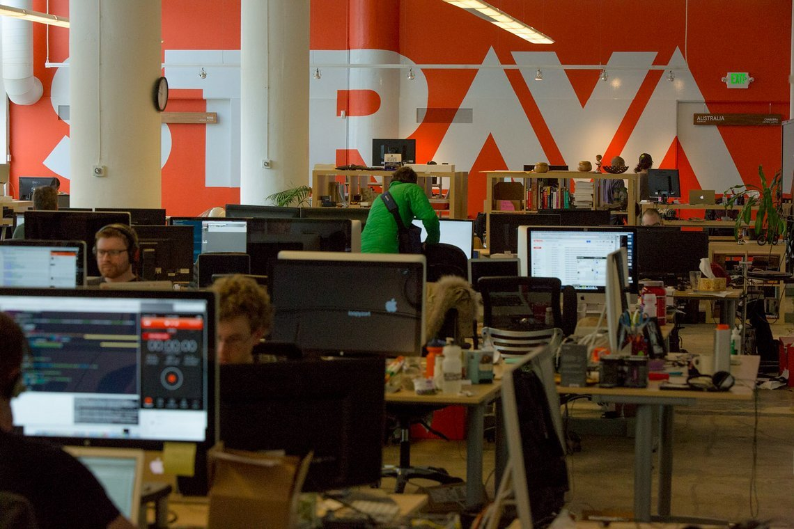 Bei Strava im Hauptquartier - ohne die App geht auf Trails weltweit für viele Fahrer nix mehr