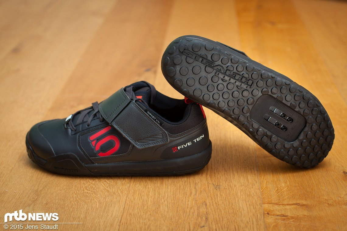 Five Ten Impact VXI Clipless