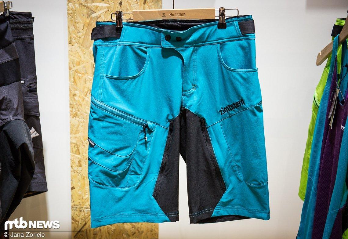 """Die Trail-Shorts """"Taila"""" lässt sich damit kombinieren"""