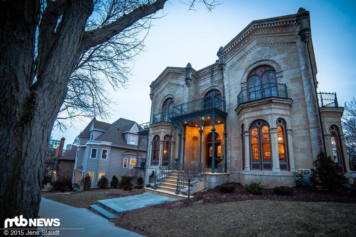 Mansion Hill – Ein von Trek gerettetes und restauriertes Gebäude