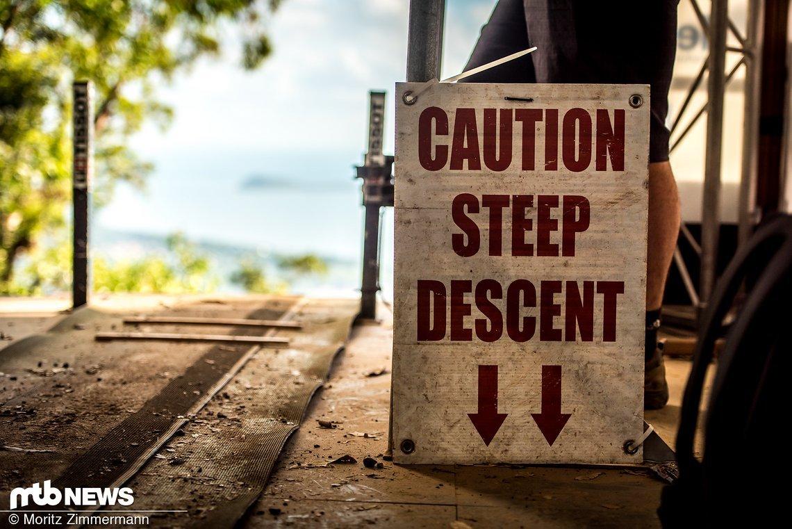 Über die Strecke in Cairns wurde viel diskutiert: Zu leicht, zu flach, zu langer Zielsprint