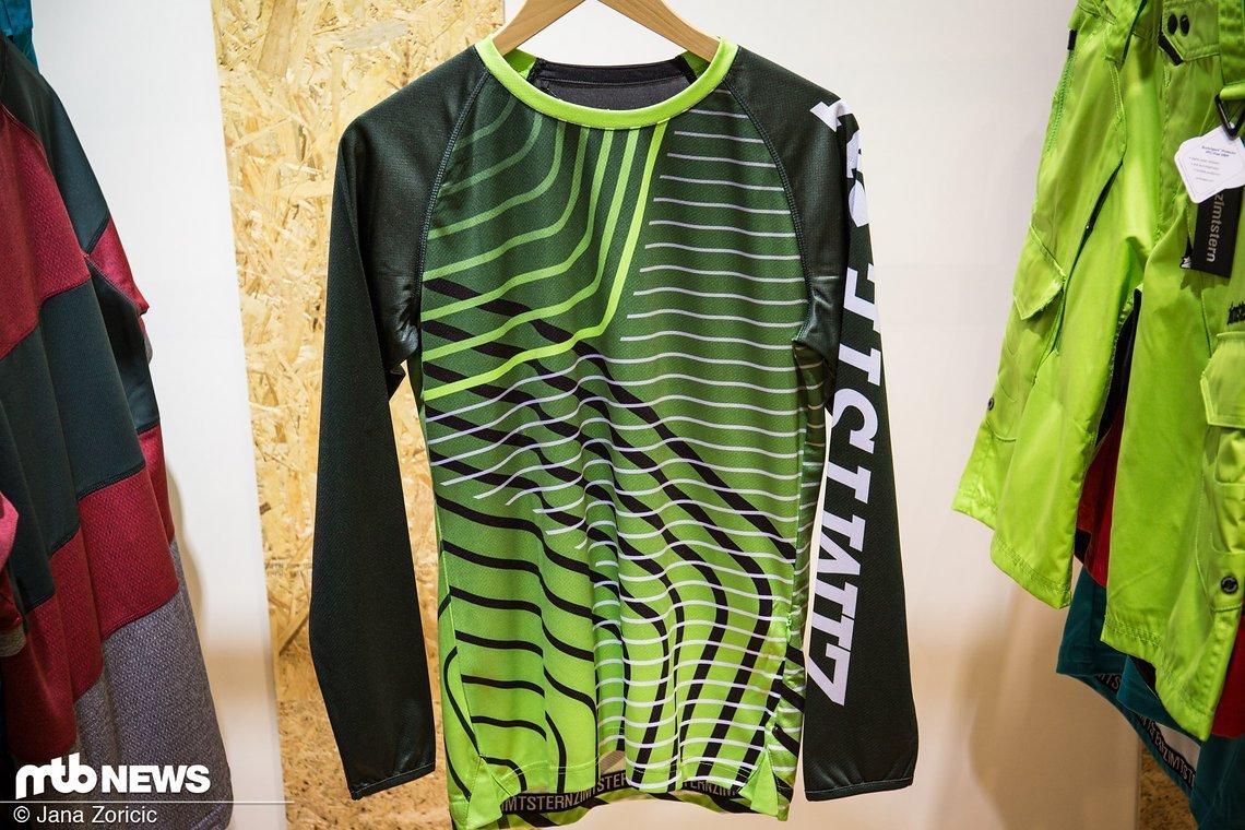 """Das Freeride-Jersey """"Zahiraz"""" für Frauen im neuen Design..."""