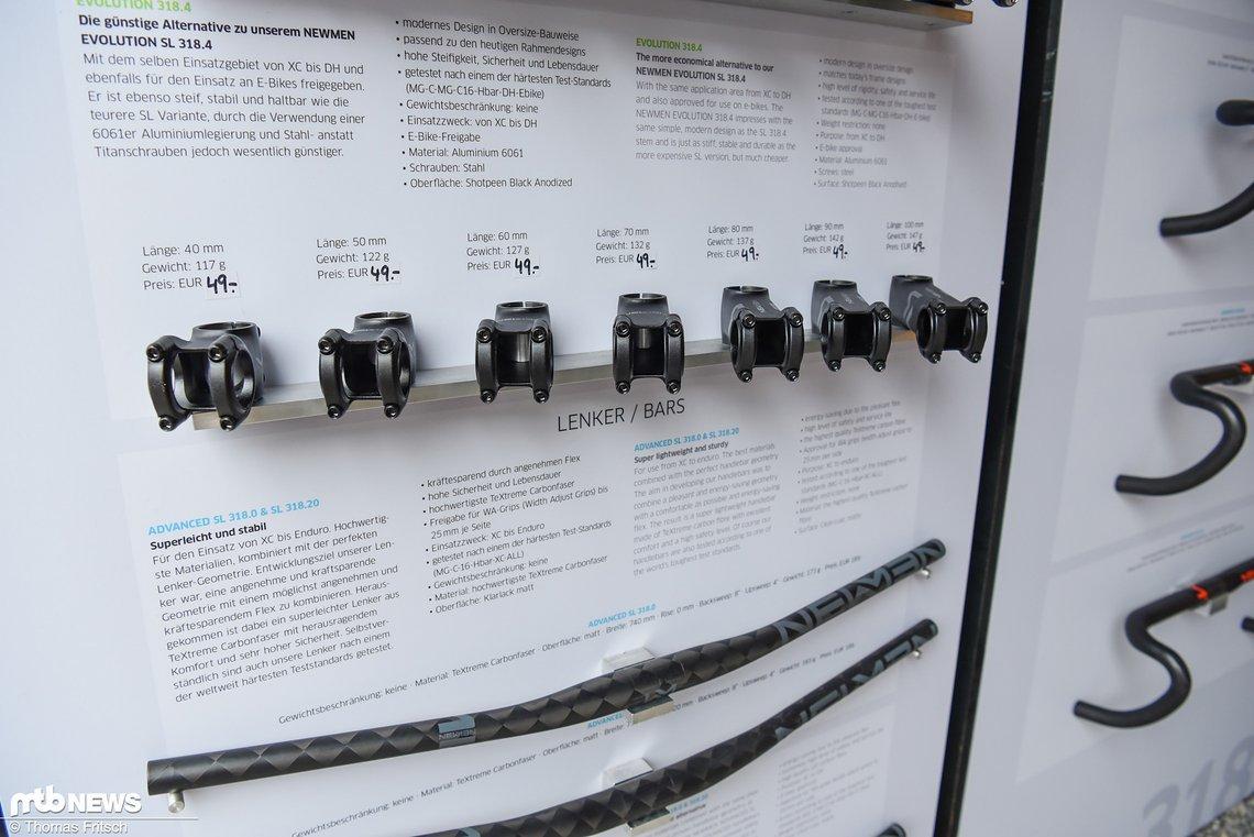 Neustes Mitglied bei den Vorbauten ist der deutlich günstigere Evolution im Vergleich zu den beiden SL Modellen.