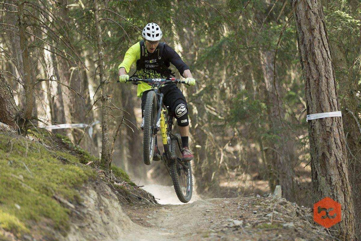 Aigen-Trail am Samstag - BikeMaxx Team hebt ab