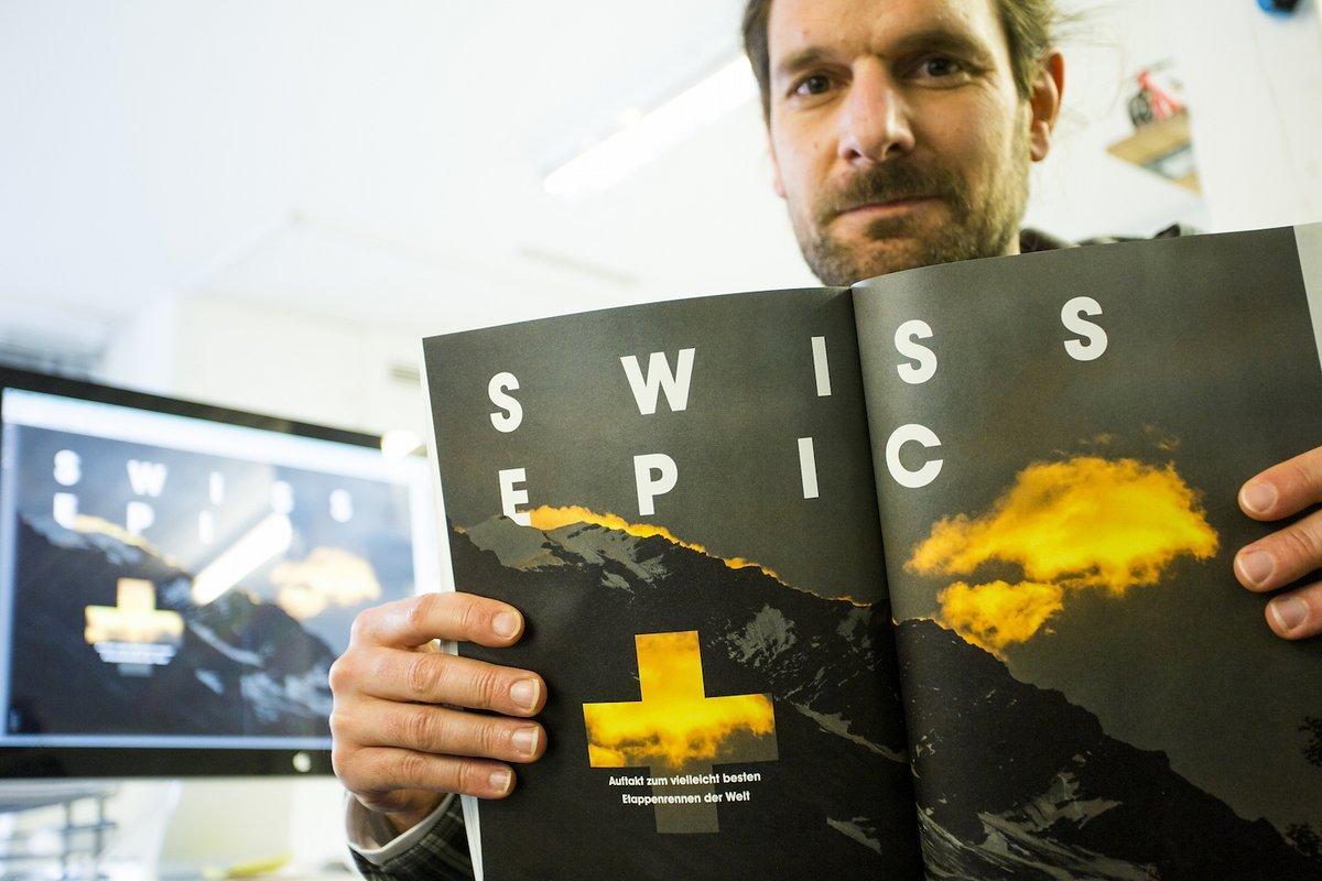 Auch wenn er nicht so aussieht, Art Director Tobias Guidone ist überglücklich mit dem Ergebnis. Die letzten Wochen der Umsetzung fordern nur etwas Tribut.