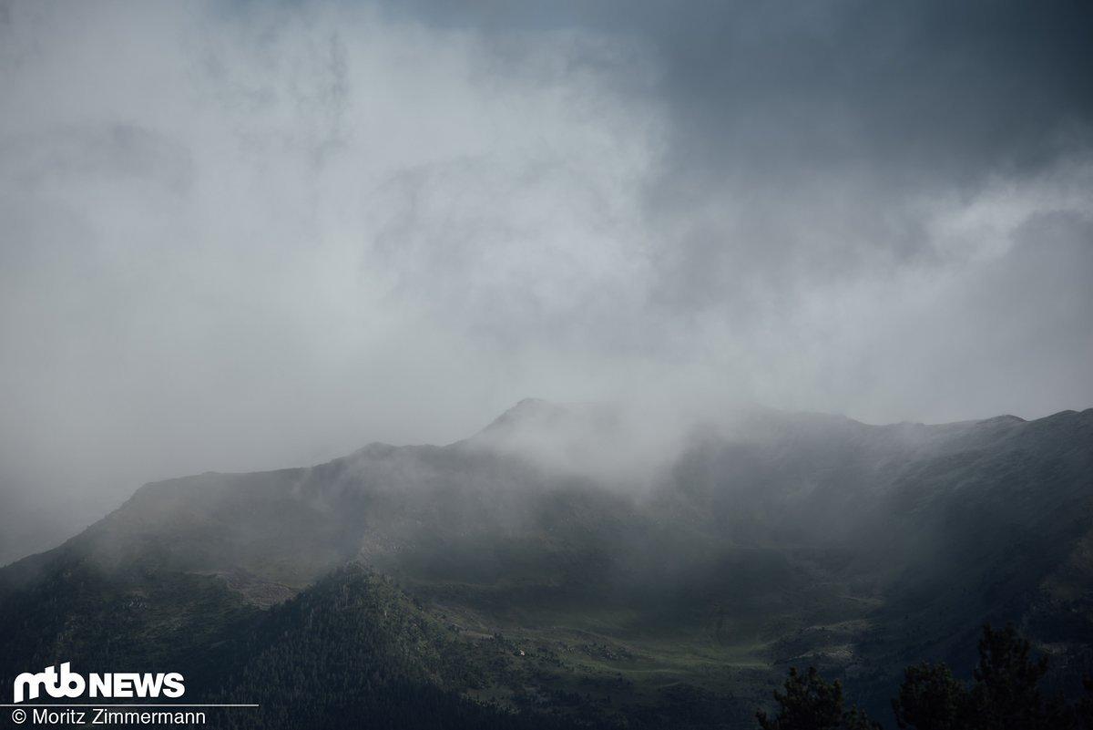 Halbzeit in Andorra