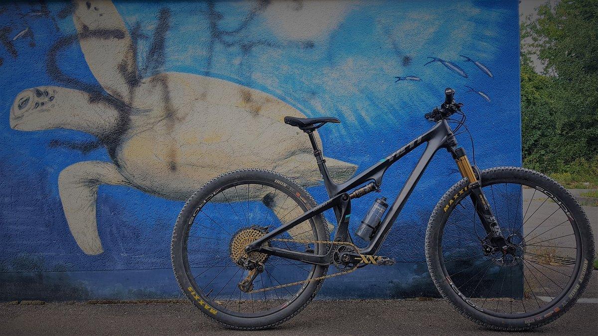 Bike der Woche: Yeti SB100 von IBC-User Pure-Power - MTB-News de