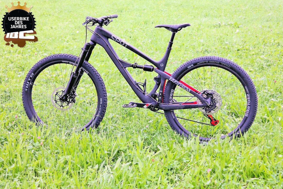 Spot Bikes Mayhem 29 von IBC-User Sackmann