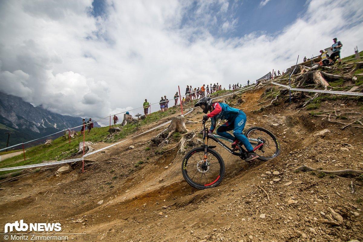 Ihre schweizerische Landsfrau Carina Cappellari rast in die Top 10!