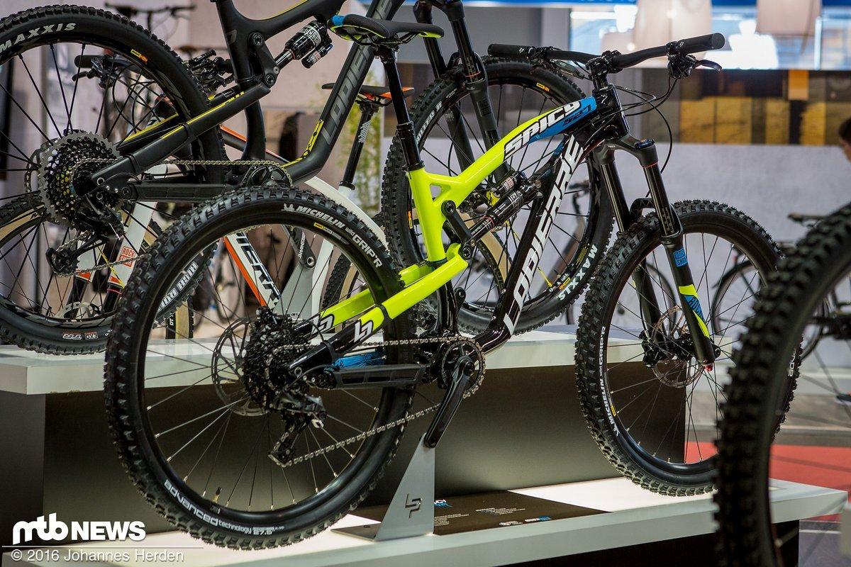 best of trailbikes und enduro bikes von der eurobike 2016. Black Bedroom Furniture Sets. Home Design Ideas