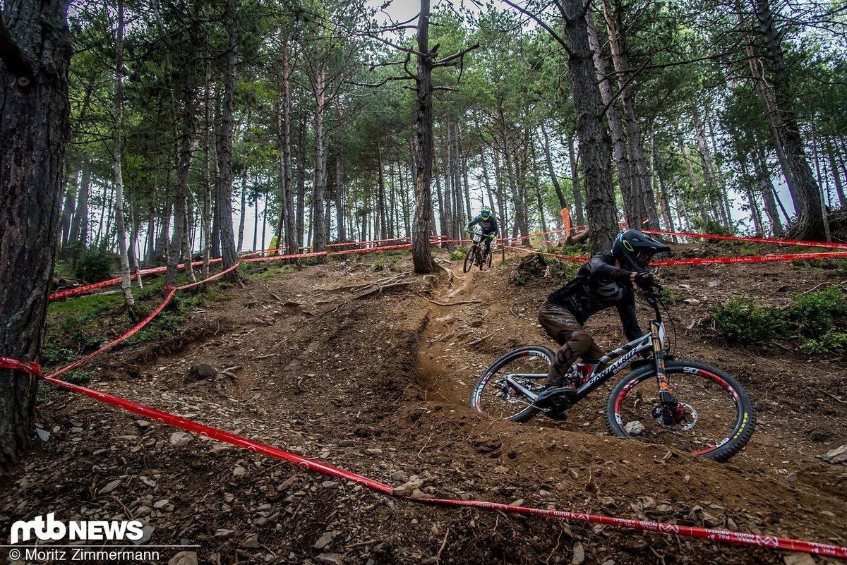 Vor allem ist die Weltcup-Strecke in Vallnord jedoch für ihr Gefälle bekannt: Keine andere Strecke ist so steil
