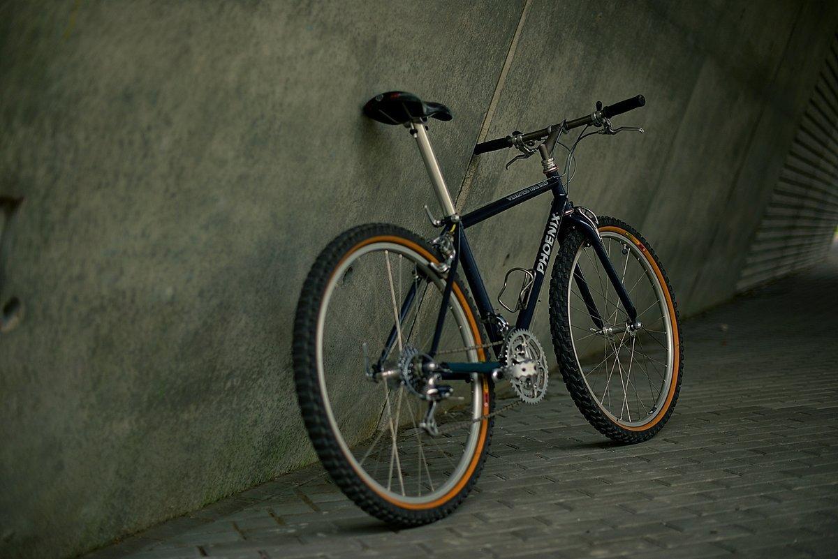 20 Jahre befand sich das Bike im Aufbau
