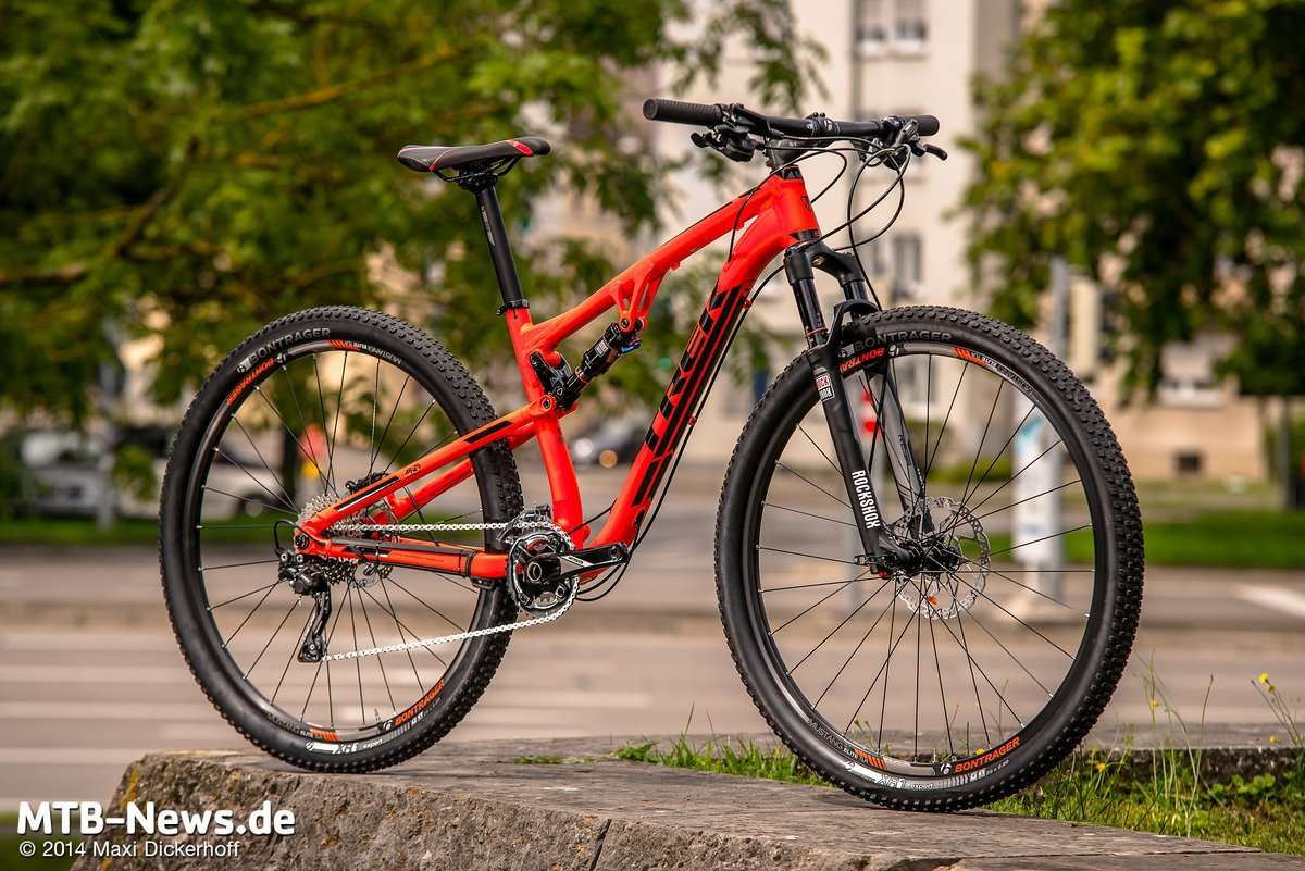 Trek Superfly FS 7 für 1.999 Euro
