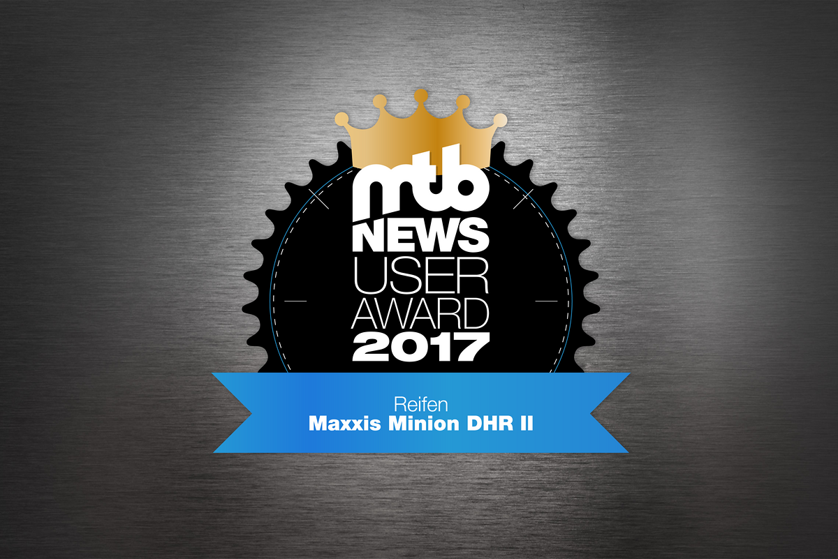feature bronze reifen-bronze-maxxis minion dhr ii