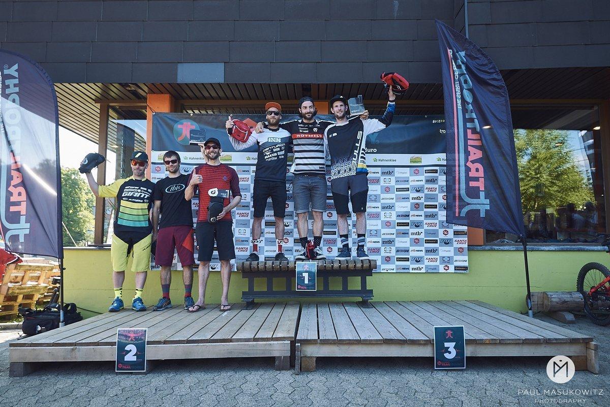 Podium Rider Class Team Men
