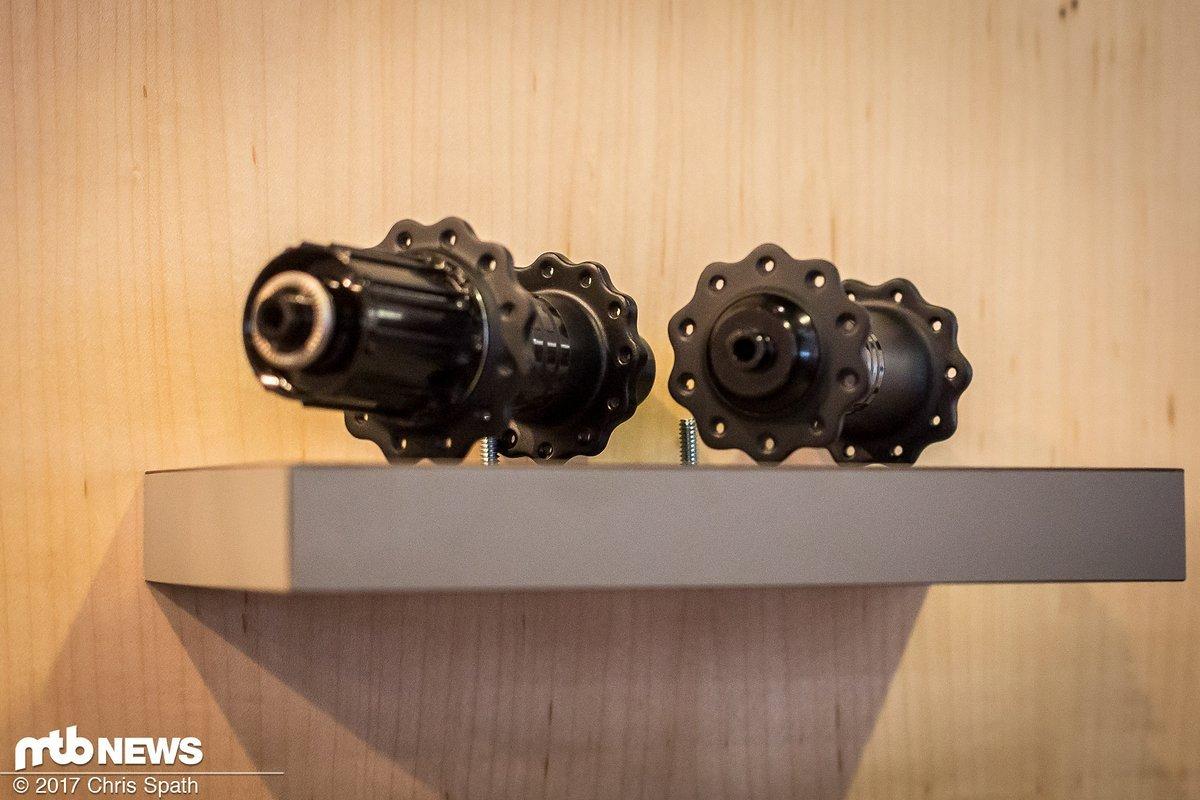 Carbon-Naben – In Zukunft vielleicht auch für Mountainbikes?