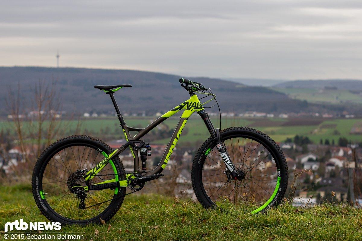 Das NS Bikes Snabb E1