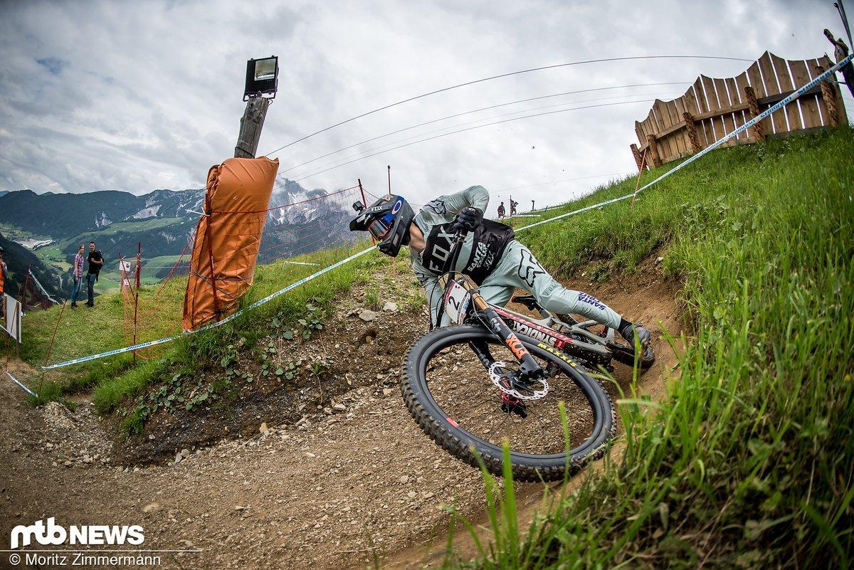 In der Vergangenheit war Loris Vergier in Leogang schon mehrmals ganz dicht vor seinem ersten Weltcup-Sieg