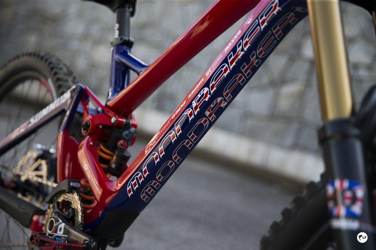 Downhill-WM 2016 – Val di Sole: Worlds-Bikes Teil 1! - MTB-News.de