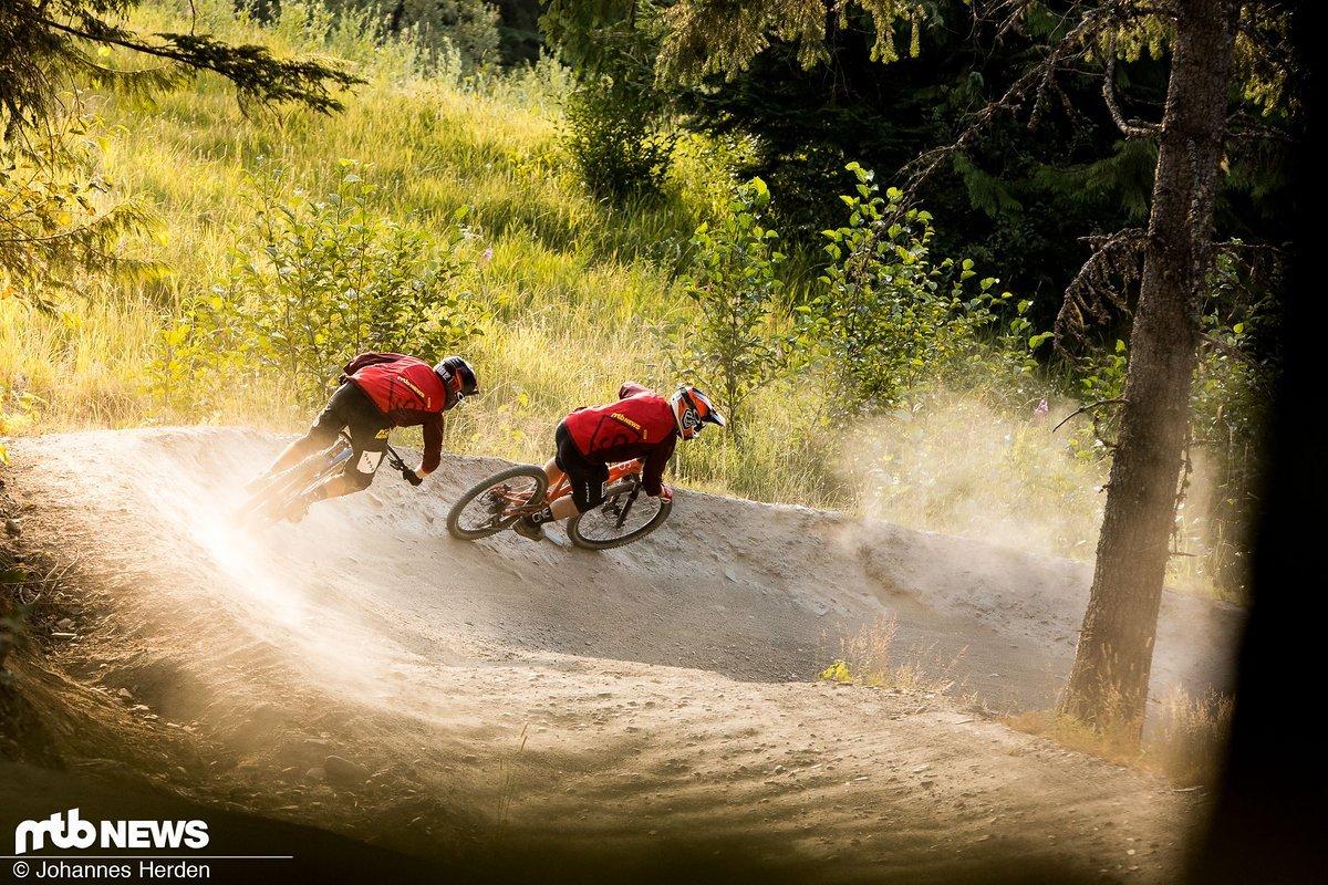 Die ganze Welt fährt Enduro, doch moderne Freeride-Bikes feiern aktuell die xte Wiederauferstehung