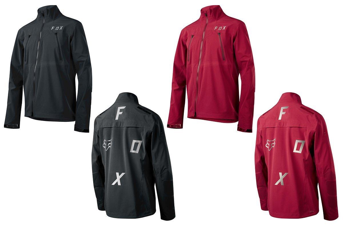 Die Fox Attack Pro Water Jacke ist die Premium-Jacke für nasskalte Tage