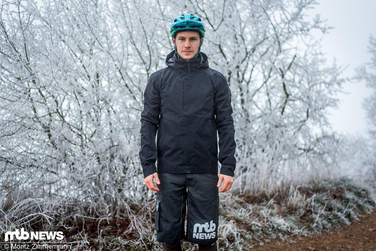 Die Gore One Gore-Tex Pro ist die Premium-Bikejacke der deutschen Firma