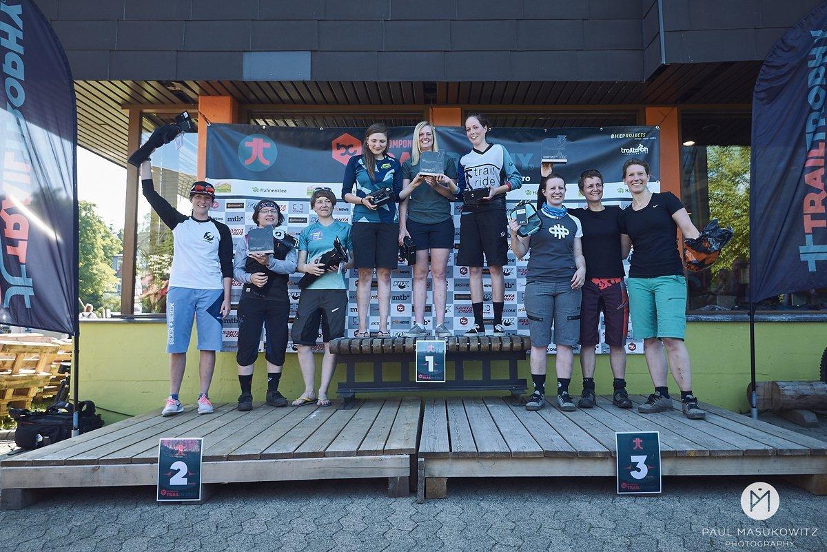 Podium Rider Class Team Women