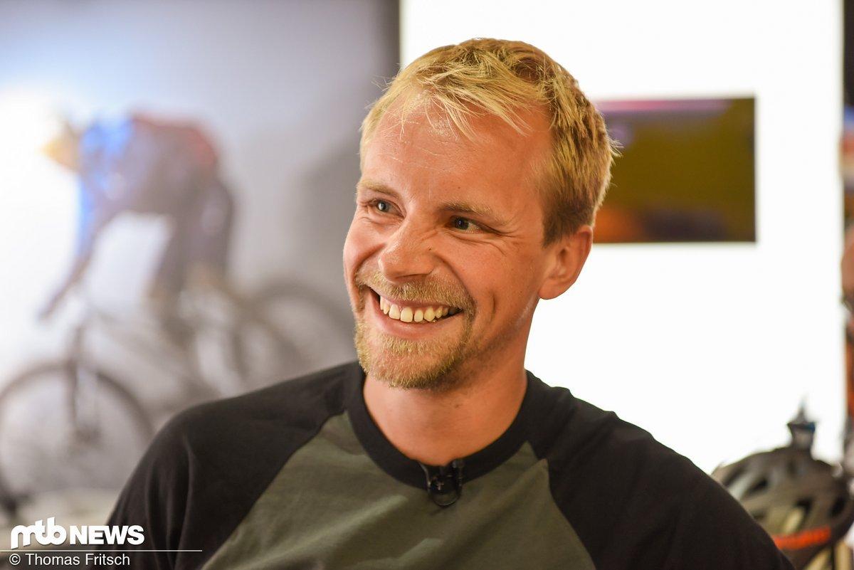 Harald Philipp stellte uns das neue Lineup von Lupine für das Modelljahr 2018 vor.