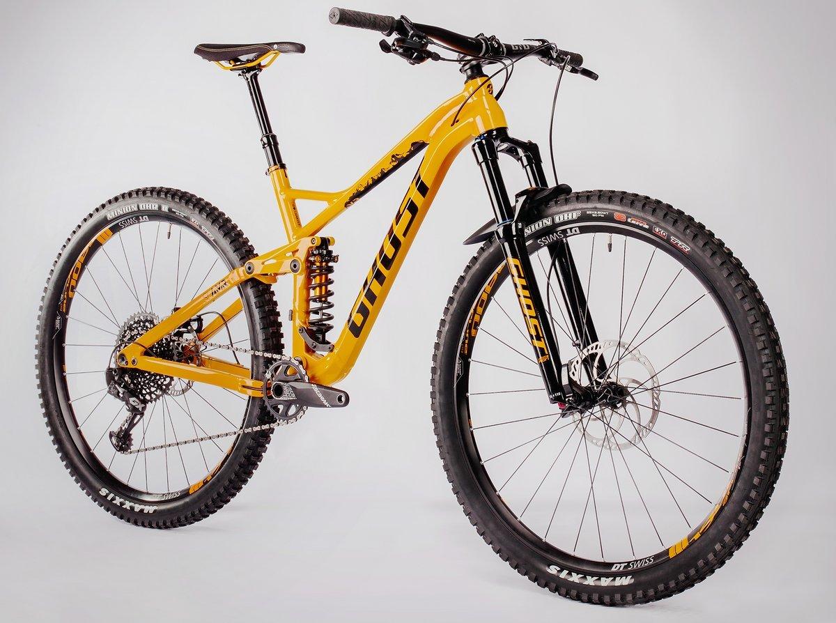 ghost bikes sl amr x al neue alu variante des 29 zoll. Black Bedroom Furniture Sets. Home Design Ideas
