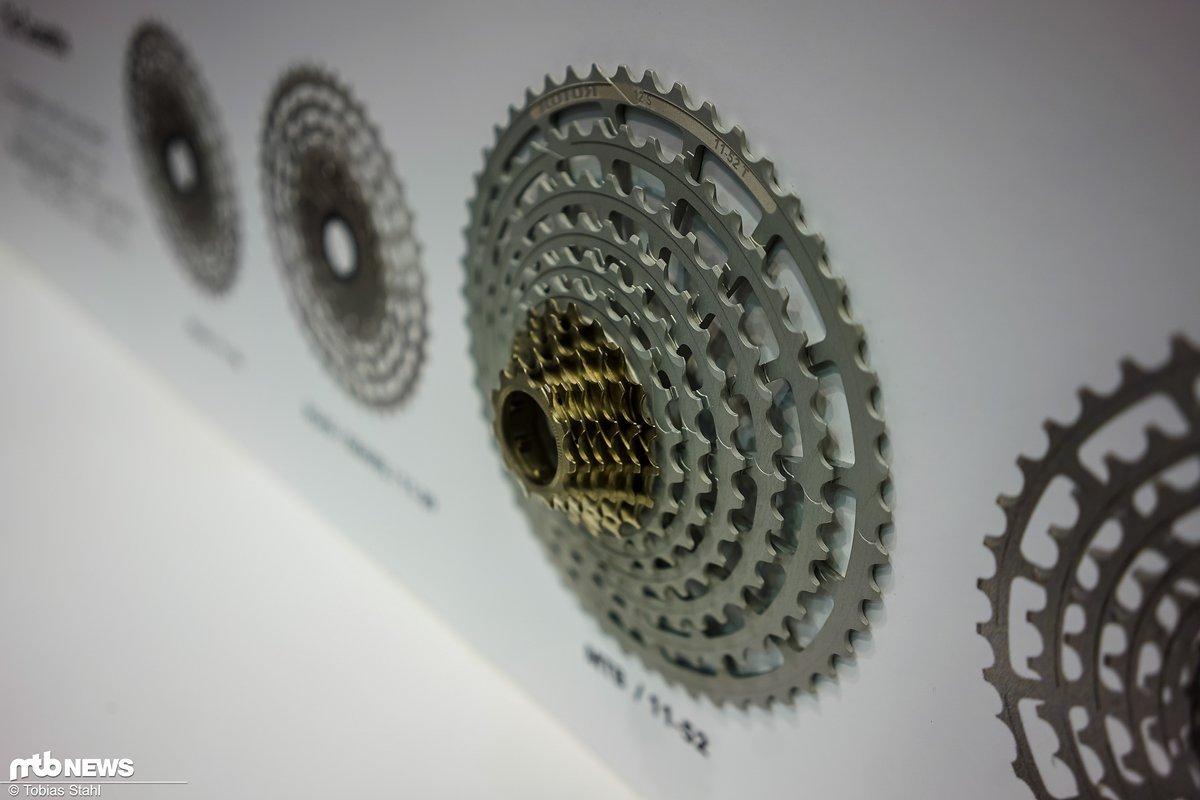rotor 1x13 hydraulische schaltgruppe mit 13 g ngen. Black Bedroom Furniture Sets. Home Design Ideas
