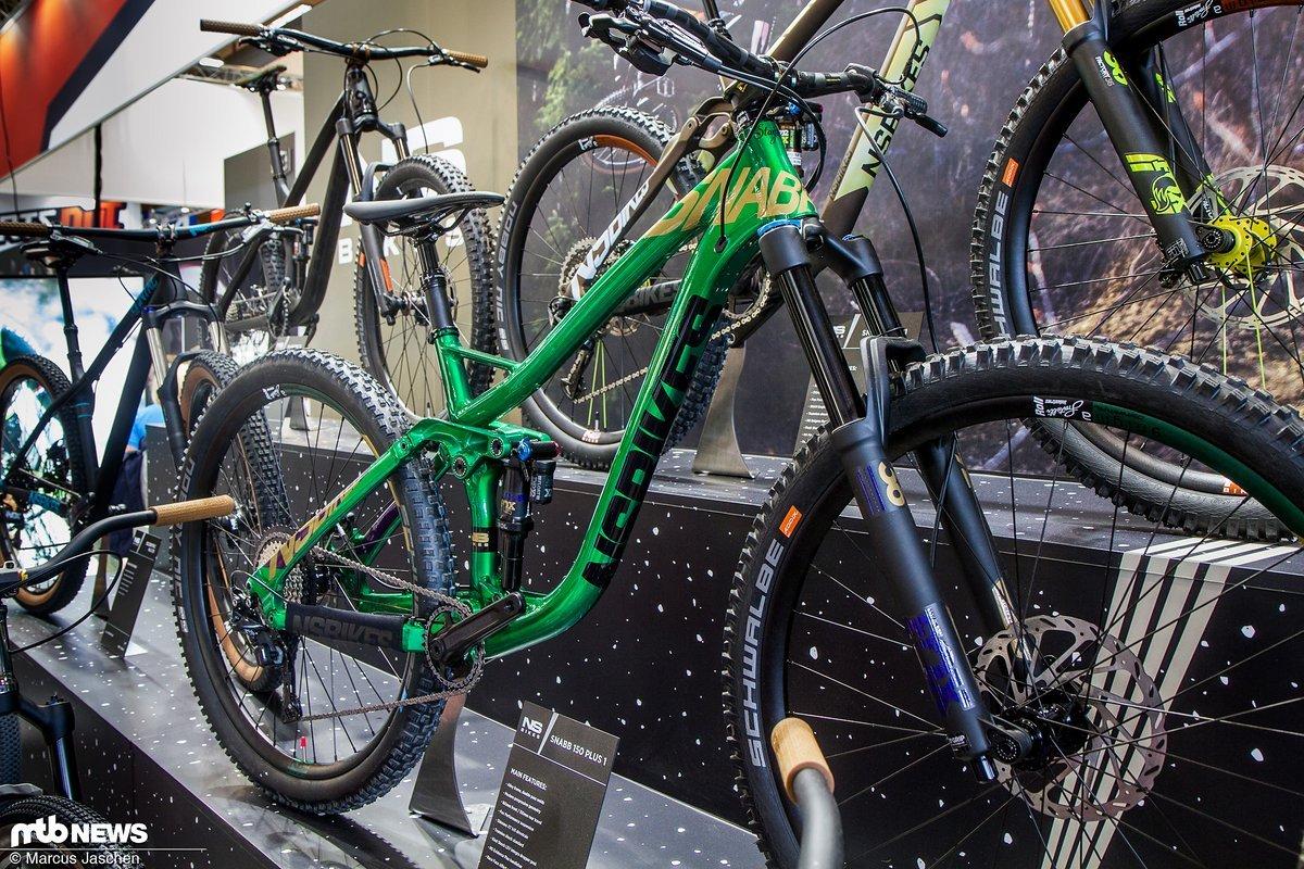 Das neue NS Bikes Snabb 150 Plus