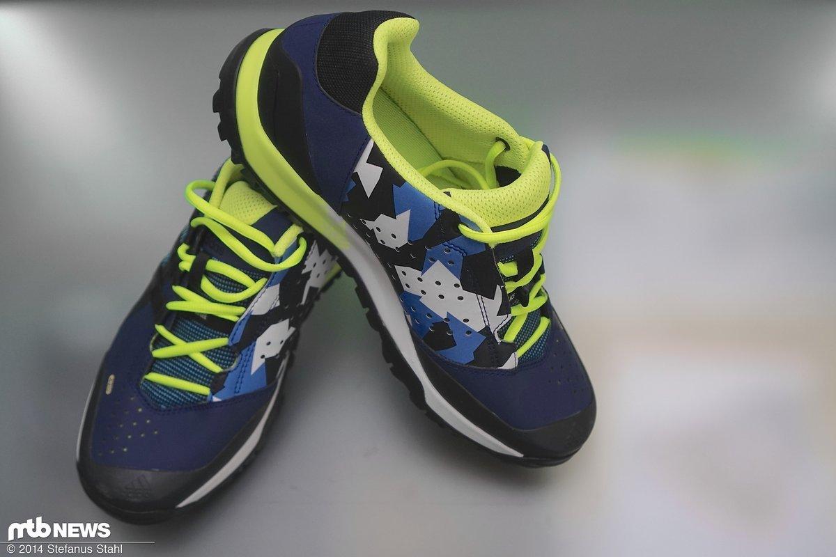 90d44508966 Adidas Terrex Trail Cross - Test  MTB-Debüt mit Flat-Schuhen
