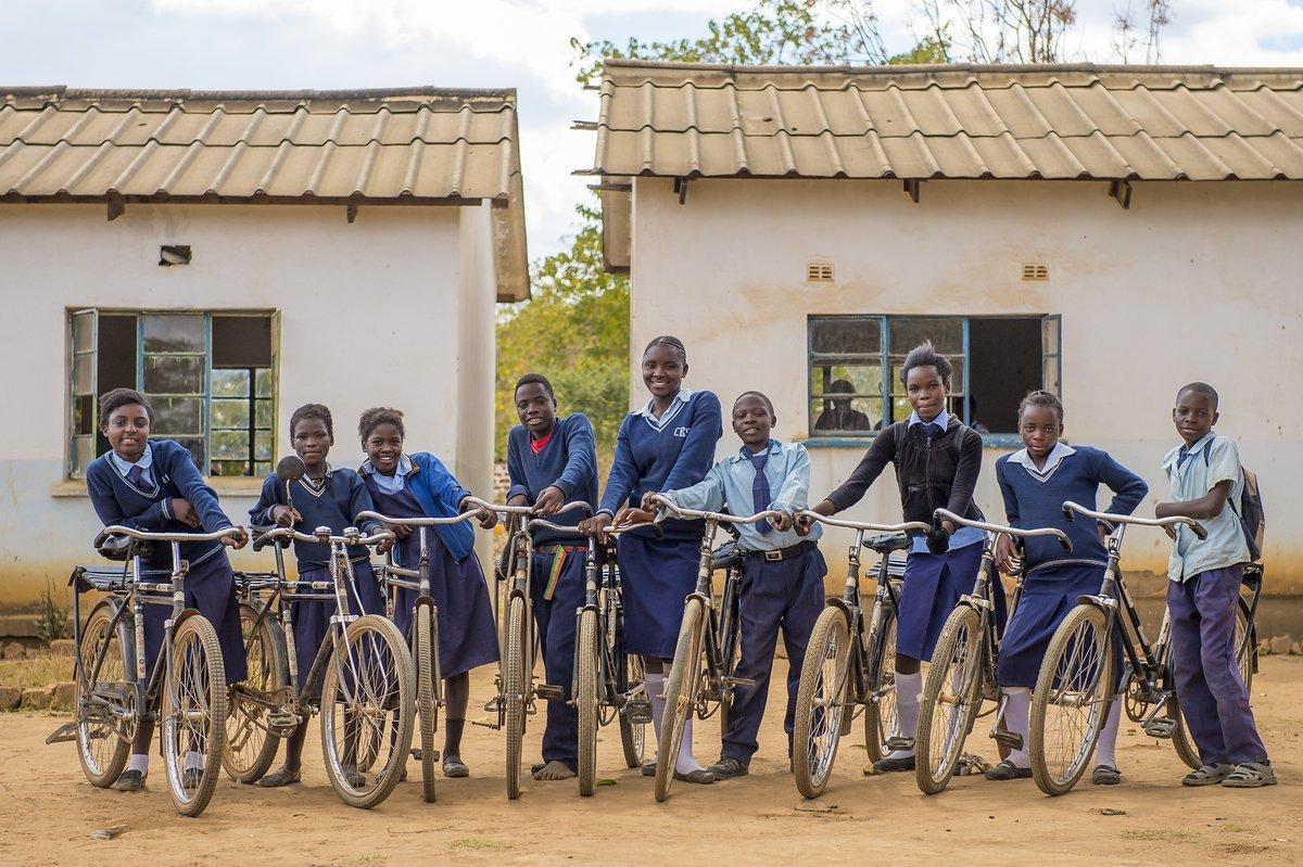 WBR Student Group Zambia 2014