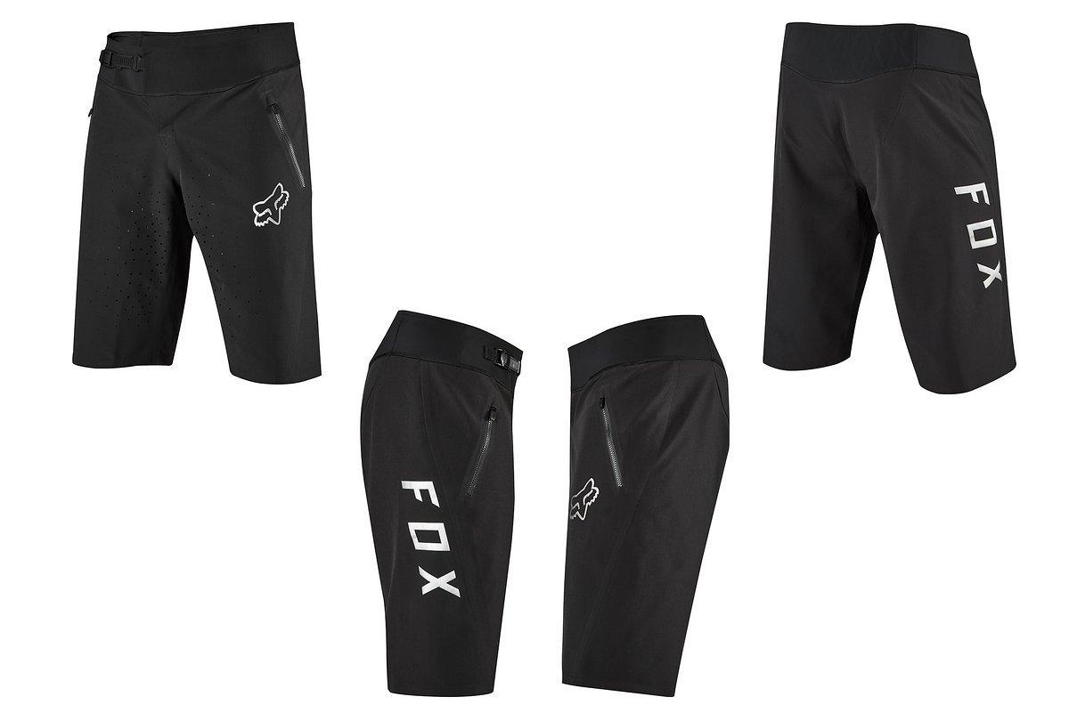 Die Fox Attack Pro Shorts bietet dank 4-Wege-Strechgewebe einen sehr hohen Tragekomfort und hat eine mountainbikespezifische Passform