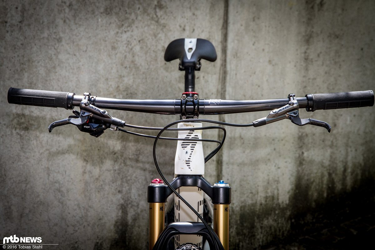 Ready to Race: Die Shimano XTR Race an unserem Specialized Epic World Cup Testbike